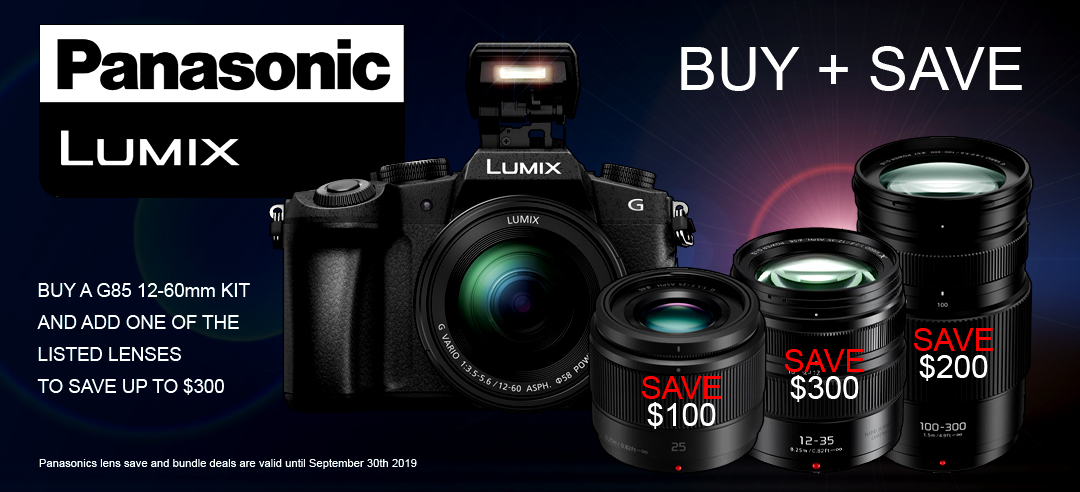 panasonic bundle deal