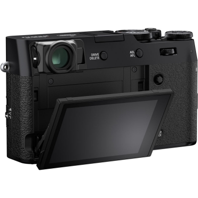 FUJIFILM X100V BLACK CAMERA
