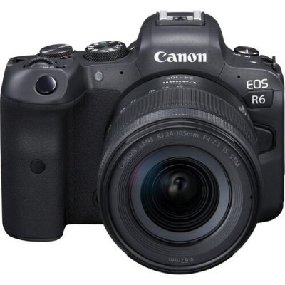 Canon EOS R6 w/24-105mm f4-7.1 STM