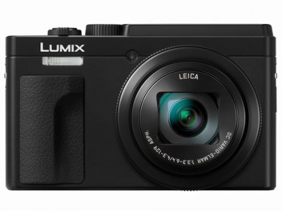 PANASONIC LUMIX DC-ZS80 BLACK CAMERA