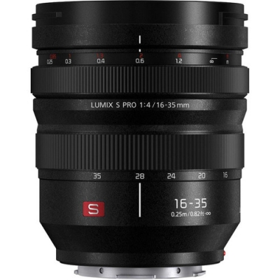 PANASONIC 16-35MM F4 L MOUNT LENS