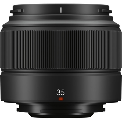 FUJINON 35MM F2 XC BLACK LENS