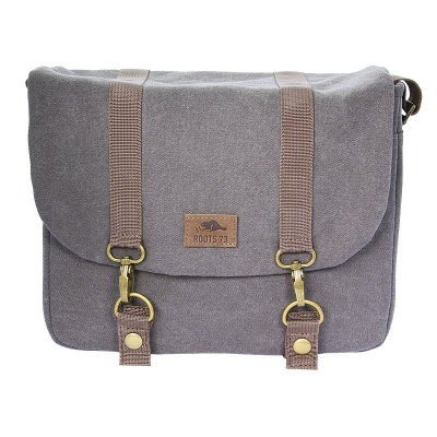 ROOTS FLANNEL DSLR MESSENGER