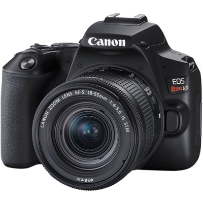 CANON EOS SL3 WITH 18-55MM KIT BLACK