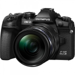 OLYMPUS OM-D E-M1 MARK III WITH 12-40MM F2.8 LENS KIT