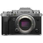 FUJIFILM X-T4 SILVER BODY ONLY