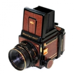 Mamiya Golden Lizard RB67 Pro S Body