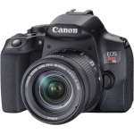 CANON EOS REBEL T8I WITH 18-55MM IS LENS KIT
