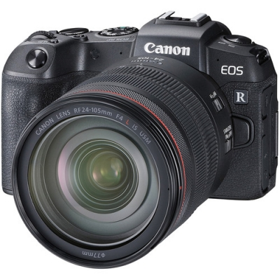 CANON EOS RP 24-105MM F4L IS KIT