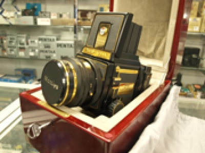 Mamiya RB67 Pro SD Gold Package