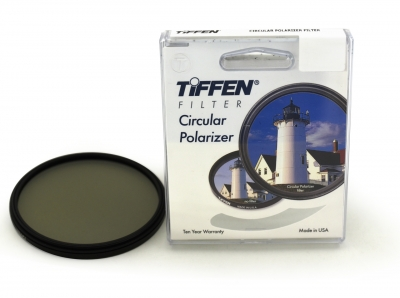 Tiffen 67mm Circular Polarizer filter