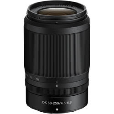NIKKOR Z 50-250MM VR DX MIRRORLESS LENS
