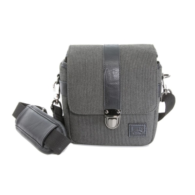 Roots Uptown Flannel Shoulder Bag
