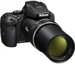 NIKON COOLPIX P900 BLACK