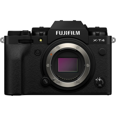 FUJIFILM X-T4 BLACK BODY ONLY