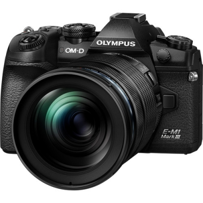 OLYMPUS E-M1 MARK III BODY ONLY BLACK