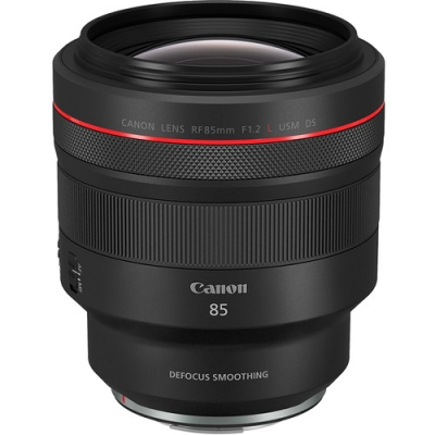 Canon RF 85mm f1.2 L DS Lens