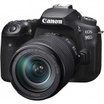 CANON EOS 90D WITH 18-135MM LENS KIT