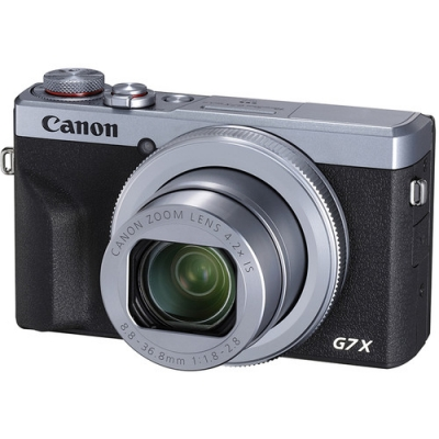 CANON POWERSHOT G7X MKIII SILVER
